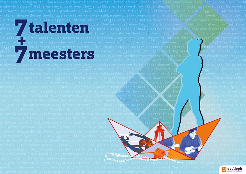 7 talenten + 7 meesters